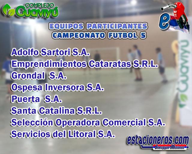 futbol-cinco-de-estacioneros-participantes-en-complejo-guaviyu-del-soesgype-misiones