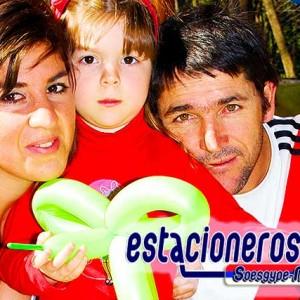 """Fiesta de los """"estacioneritos"""" del SOESGYPE Misiones en el Complejo Guaviyú"""