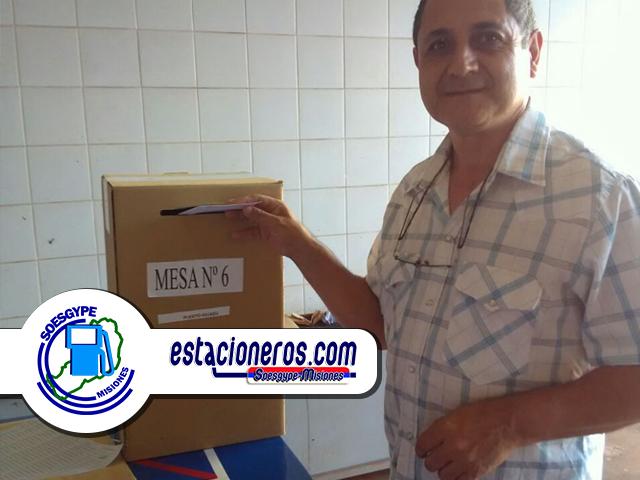 Elecciones del SOESGyPE el 5 de diciembre pasado, tuvo un alto grado de participación
